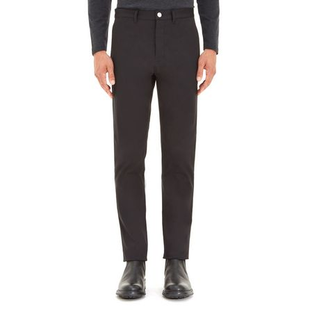 Classic Grey Wool Suit Trouser