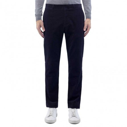 Men Regular Trouser in dark blue