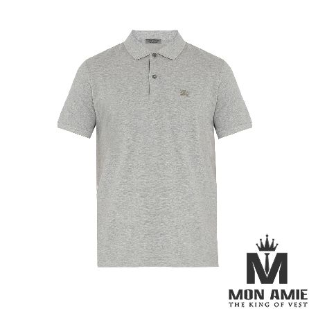 Lightweight Grey Cotton T-Shirt