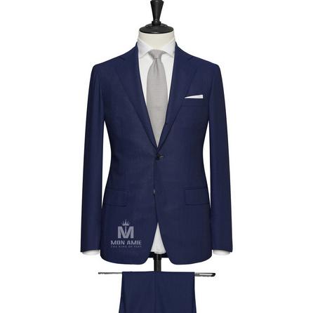 Napolitan Blue High Twisted Suit 625DT60903