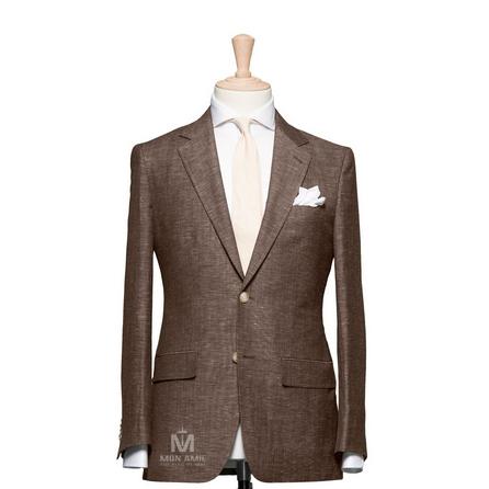 Plain Brown Notch Label Suit 1982CE0002